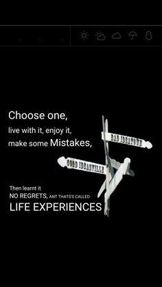 #lifeexperience
