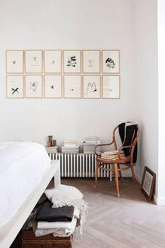 at home with designer anna valentine.
