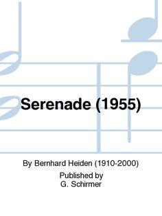 Serenade (1955)