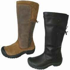 * KeenShelby High: Love these boots in size 6, and right now they're at shop.com $52.25 (just not sure how much to trust shop.com)