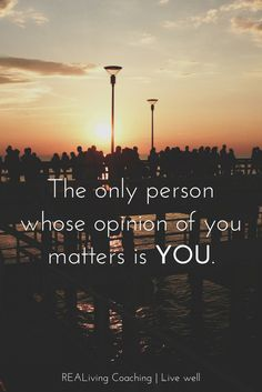 What anyone says about you is not your business. You know you best.