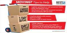 When moving house there's a few things you should consider- don't forget it's not just as simple as moving from one house to another. It's a time consuming process, Here are some moving tips to give you a head start and ensure your relocation goes as smooth as possible.#packersandmoversinindia #movingtips