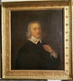 17th century Flemish portrait.  Gary Llamido collection