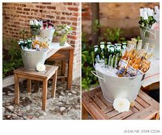 Backyard design: 20 Nice concepts for a backyard celebration! - Party World Rehearsal Dinner Themes, Wedding Rehearsal, Rehearsal Dinners, Bbq Party, Party Drinks, Fiesta Party, Ibiza Party, Party World, Birthday Dinners
