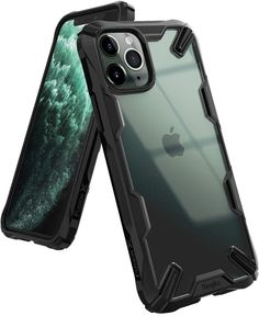 Ringke Fusion X Designed for iPhone 11 Pro Case - Black - To buy again Phone Cases Samsung Galaxy, Iphone 11 Pro Case, Cell Phone Cases, Iphone Cases, Baby Registry Items, Tablets, Free Iphone, Coque Iphone, Online Shopping