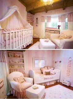 celebrity baby nursery