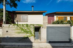 Built by Rocco Arquitetos in São Paulo, Brazil with date 2013. Images by Ana Mello. This project is a renovation of a 1940's house in the city of São Paulo. The client, a single woman, wanted a more f...