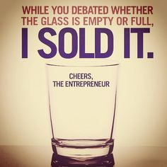 This has been floating around there and everytime I see it reminds me of @garyvee's words of action stop debating and take action or Gary will fking sell it!  #weekend #motivation #entrepreneurs #sell #hustle