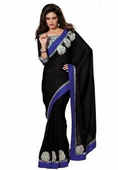 #Indian #Pakistani #Designer #Black #Embroidered #Saree #Fabdealdotcom , http://www.amazon.co.uk/dp/B00HGEPKP8/ref=cm_sw_r_pi_dp_8i4rtb01QRW51