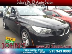 First look!  2014 BMW 5 Series Gran Turismo 535i xDrive  just added to inventory!  http://p.dsscars.com/WBA5M4C57ED183578