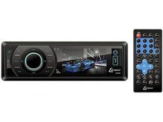 """DVD Automotivo Lenoxx AD 2603 Tela 3"""" Entrada USB - SD e Auxiliar Frontal com…"""