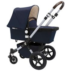 BuyBugaboo Cameleon3 Classic+ Pushchair, Navy Online at johnlewis.com