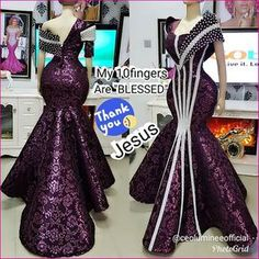 Free tutorial alert how to cut a breast-padded cape bell dress the q effectz African Wear Dresses, Latest African Fashion Dresses, African Print Fashion, Africa Fashion, African Attire, Africa Dress, African Traditional Dresses, Belle Dress, Couture