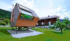 ufogel vivienda vacacional austria