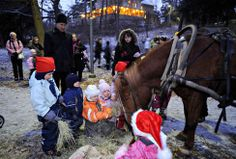 One of the must pre-Christmas events for families with children is the Seurasaari Christmas Path on December 15th at 1pm - 5pm. You can learn about traditional Finnish ways of spending Christmas, meet the Santa Claus, sing Christmas carols and get enchanted by the fairy tale like environment.