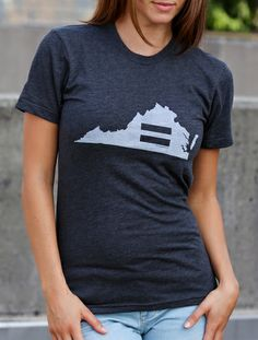 Virginia Equality T -- I want!!