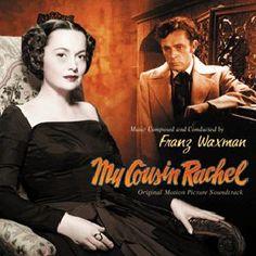 Olivia de Havilland in 'My Cousin Rachel', 1952. Rebecca Daphne Du Maurier, Soundtrack Music, Olivia De Havilland, My Cousin, Arts And Entertainment, Cousins, Short Stories, Amazing Women, Indie