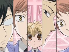 Ouran High School Host Club  Oh SHNAP everyone just found out Tamaki loves Haruhi!