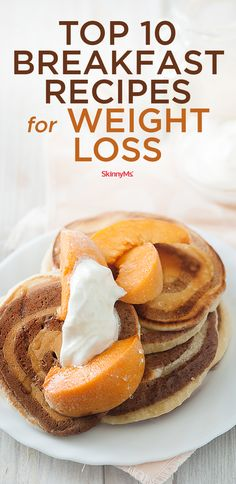 Top 10 Breakfast Recipes for Weight Loss