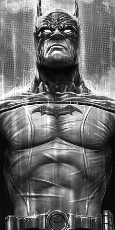 THE GREAT HERO...BATMAN!