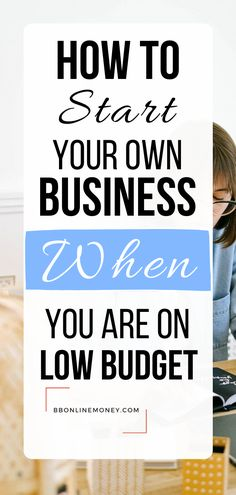 Want to start an online business but don't have a lot of money? Discover five ways you can get started making money online with little or no cost.