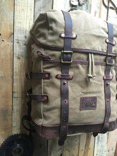 "waxed canvas bag,hipster backpack,backpacks,Men's backpack,canvas backpack,gray backpack,travel backpack,men's canvas bag,men's bag,new york,mens rucksack,leather backpack,travel bag,waxed rucksack,canvas ,laptop bag,waterproof backpack,water resitant bag,grey,brown,green,black,rugged,13""laptop backpack, 15""backpack,"