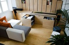 An Apartment in the Historical Center of Bordeaux, France