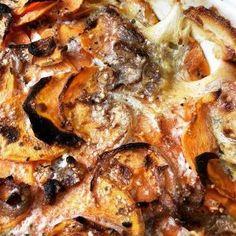[On aime] Gratin de patates douces - Cuisine de mémé moniq @mememoniq