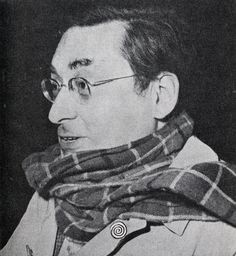 Raymond Queneau - scanned from a translated edition of queneau's poetry published by unicorn press, 1971