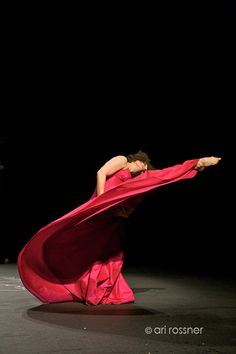 First representation of the company in Paris after Pina Bausch's death<br><br /> Nazareth Panadero