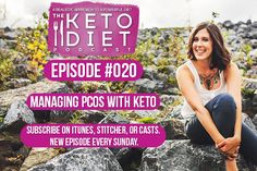 Last week, I was able to sit down with Leanne from The Keto Diet Podcast and Healthful Pursuit to discuss everything PCOS and Ketogenic diet. CLICK HERE or the image below to check out the interview. It was tons of fun chatting with Leanne! If you have any keto and PCOS questions that weren't discussed in the interview please comment below and I'll do my best to answer!  Are you interested in using the Ketogenic Diet to treat your PCOS?Read More »