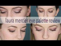 Week Long Review   Laura Mercier Eye Artist Palette - YouTube