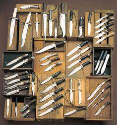 Box o knives