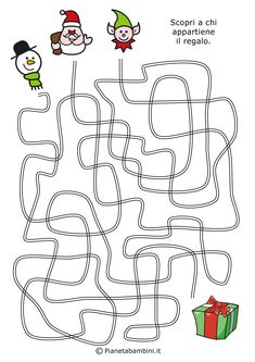Our printable Christmas mazes are a great way of keeping the kids busy for a moment or two during the excitement of the festive season! Christmas Crafts For Kids To Make, Christmas Activities For Kids, Childrens Christmas, Toddler Christmas, Xmas Crafts, Christmas Worksheets, Kids Math Worksheets, Christmas Printables, Christmas Maze