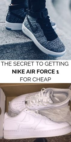d41aaf94eeaa Find Nike Air Force 1 sneakers up to 70% off when you shop on Poshmark.  Download the app today to shop and save!