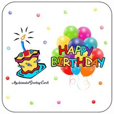 Beautiful Birthday Glitter Gif Animated Cards Wishes Messages Greetings Ecards Happy Bday To You Pictures Images Wallpapers