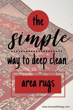 Fantastic cleaning tips hacks are offered on our web pages. Take a look and you wont be sorry you did. Cleaning Area Rugs, Bathroom Cleaning Hacks, House Cleaning Tips, Deep Cleaning, Spring Cleaning, Cleaning Products, Cleaning Supplies, How Do You Clean, How To Clean Carpet