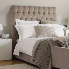 Richmond Headboard - Beds | The White Company
