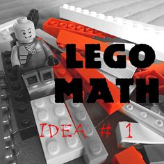 Lego Math - great ideas to using Legos to help teach & reinforce math concepts (addition, multiplication, fractions, patterns)
