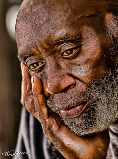 Black Is Beautiful, Beautiful People, Black Art Pictures, Old Faces, People Of Interest, Human Art, Human Emotions, Interesting Faces, Male Face