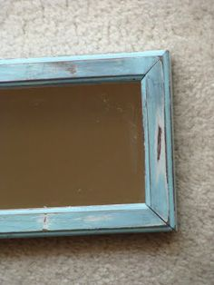 antiquing a picture frame  Sewing, Crafts, DIY, Tutorials, Home Decor | Handmade Designs from Shannon Sorensen Designs