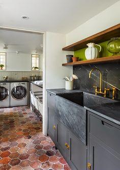 Mimosa Lane: Interiors || A Dreamy Kitchen