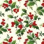 Michael Miller, Christmas Background, Paper Background, Red And White Shop, Christmas Scrapbook Paper, Fabric Christmas Ornaments, Christmas Decorations, Red Fabric, Fabric Shop