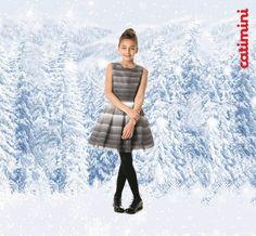 ¡Para ser fashionista no importa la edad! Esta #Navidad tenemos los mejores regalos para ti, viste de #Catimini.