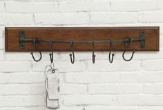Pot And Pan Hangers | Wall Pot Rack
