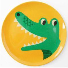 #Plate #Ingela kroko