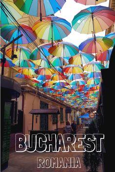 Bucharest city break guide