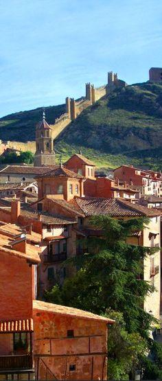 Albarracin - Teruel, Spain
