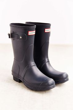 b0497a4470f 100 Best Short rain Boots images