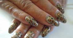 Louisa nails and art: Panter Nail Design